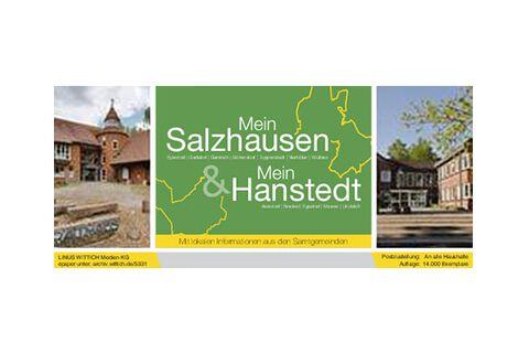 """Zeitschrift """"Mein Salzhausen"""""""